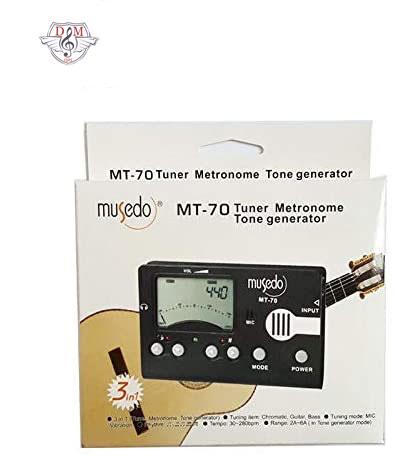 تیونر-مترونوم Musedo-mt70