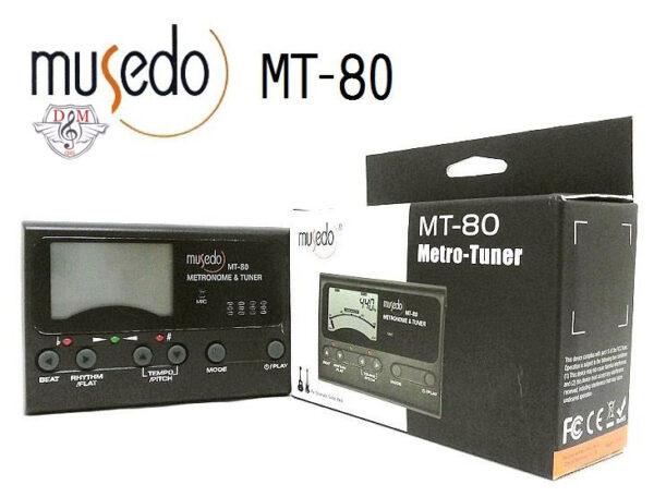 تیونر مترونوم Musedo-mt80