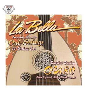 سیم عود La Bella-Ou 80
