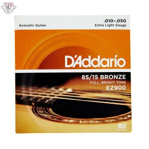 سیم گیتار آکوستیک D`adario-EZ900