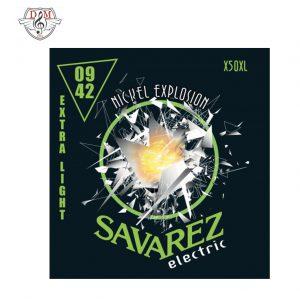 سیم گیتار الکتریک Savarez-X50XL