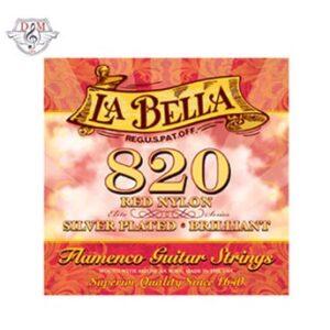 سیم گیتار لا بلا La bella فلامکنو لوازم جانبی موزیک دلشاد