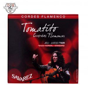 سیم گیتار فلامنکو Savarez-Tomatito-T50R