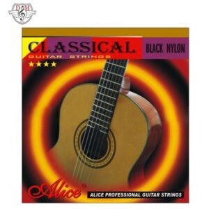 سیم گیتار کلاسیک Alice-A105BK