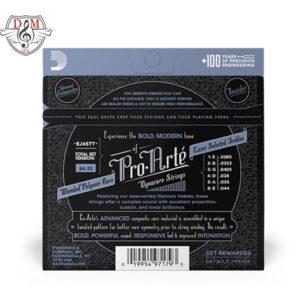 سیم گیتار کلاسیک D`adario-Ej45TT