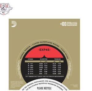 سیم گیتار کلاسیک D`adario-EXP45