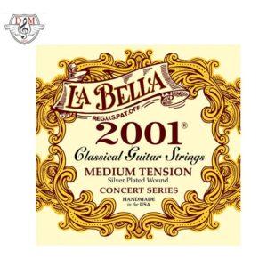 سیم گیتار 2001 Labella کلاسیک لوازم جانبی گیتار