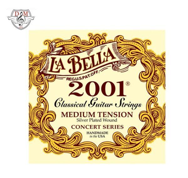 سیم گیتار کلاسیک La Bella-2001