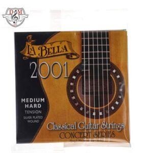 سیم گیتار کلاسیک La Bella-2001 (غیر اصلی)