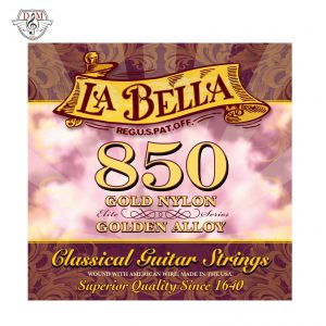 سیم گیتار کلاسیک La Bella-850(غیر اصلی)