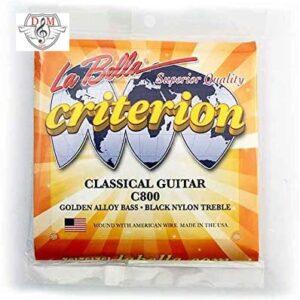 سیم گیتار لا بلا Labella c800 لوازم جانبی گیتار کلاسیک سیم
