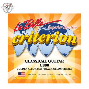 سیم گیتار کلاسیک La Bella-C800 (غیر اصلی)