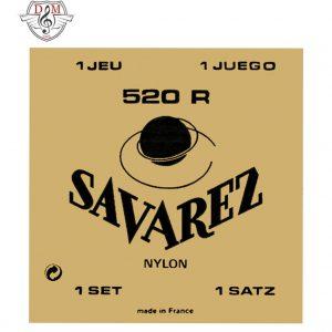 سیم گیتار کلاسیک Savarez-520R