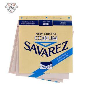 سیم گیتار کلاسیک Savarez-500CJ