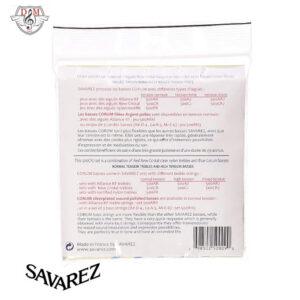 سیم گیتار ساوارز موزیک دلشاد فروشگاه آنلاین ساوارز 500crj savarez