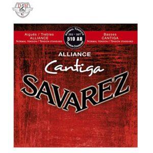 سیم گیتار کلاسیک Savarez-510AR