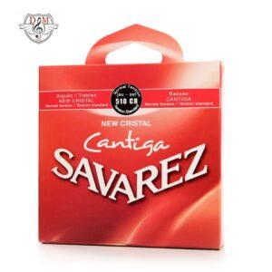 سیم گیتار ساوارز موزیک دلشاد فروشگاه آنلاین لوازم جانبی savarez 510 cr
