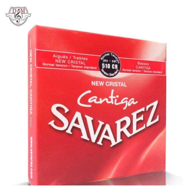 سیم گیتار کلاسیک Savarez-510CR