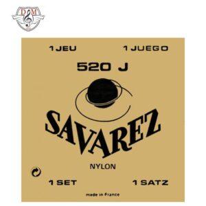 سیم گیتار کلاسیک Savarez-520J