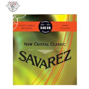 سیم گیتار موزیک دلشاد لوازم جانبی موزیک دلشاد فروشگاه موسیقی ساوارز savarez 540 cr