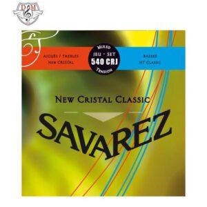 سیم گیتار ساوارز موزیک دلشاد فروش آنلاین لوازم جانبی savarez 540 crj