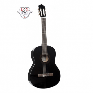 گیتار یاماها Yamaha c40 bk bl مشکی موزیک دلشاد