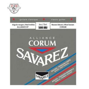 سیم گیتار کلاسیک Savarez-500ARJ