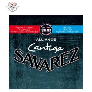سیم گیتار کلاسیک Savarez-510ARJ