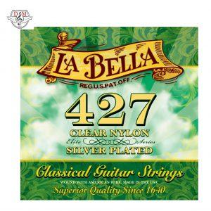 سیم گیتار la bella 427 لوازم جانبی موسیقی موزیک دلشاد