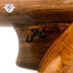 کمانچه خالقی دو مهر موزیک دلشاد فروش آنلاین کمانچه