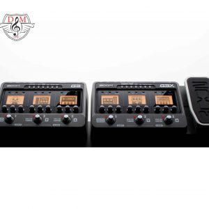 افکت گیتار الکتریک ZOOM-G3X