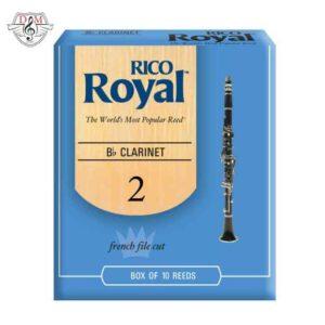 قمیش کلارینت ریکو رویال ۲