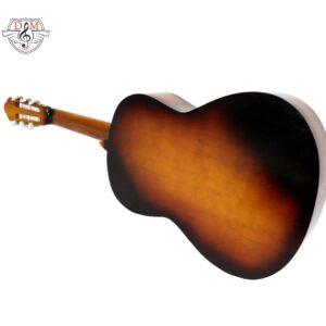 گیتار کلاسیک دلشاد مدل DM1 طرح ۴