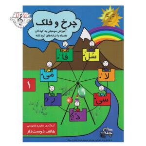 چرخ و فلک (آموزش موسیقی به کودکان همراه با ترانه)