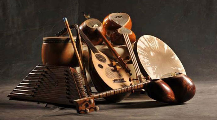 دستگاه های موسیقی ایرانی