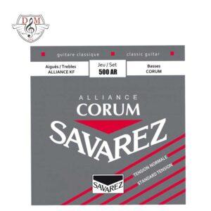 سیم گیتار کلاسیک Savarez-500AR