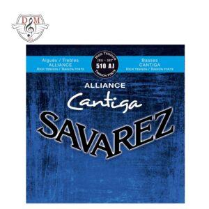 سیم گیتار کلاسیک Savarez-510AJ