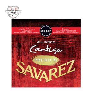 سیم گیتار کلاسیک Savarez-510ARP