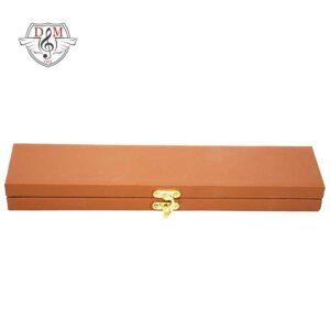 جعبه مضراب سنتور باربد طرح چرمی