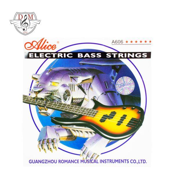 سیم گیتار الکتریک Alice-A606