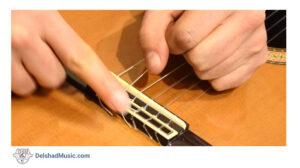 سیم اورجینال گیتار