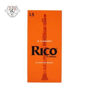قمیش کلارینت Rico سایز ۱.۵