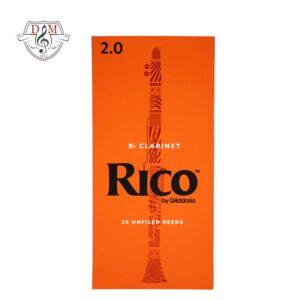 قمیش کلارینت Rico سایز ۲